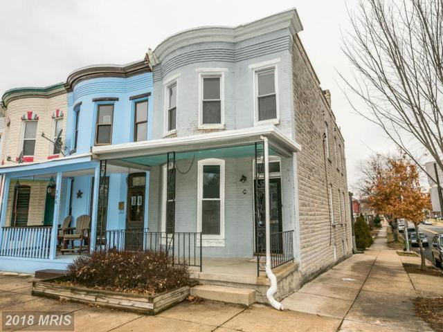 398 31ST Street, Baltimore, MD 21218 (#BA10158344) :: SURE Sales Group