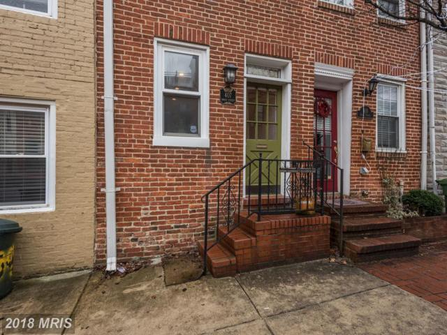 407 Cross Street, Baltimore, MD 21230 (#BA10158559) :: The Gus Anthony Team