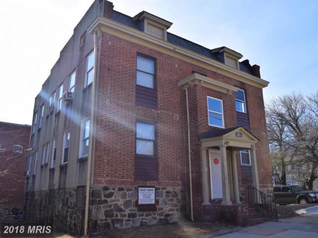 609 Whitelock Street, Baltimore, MD 21217 (#BA10158722) :: Keller Williams Pat Hiban Real Estate Group