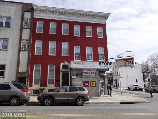 603 Carey Street, Baltimore, MD 21217 (#BA10159077) :: The Bob Lucido Team of Keller Williams Integrity