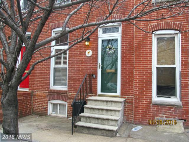 1452 Battery Avenue, Baltimore, MD 21230 (#BA10159413) :: The Miller Team
