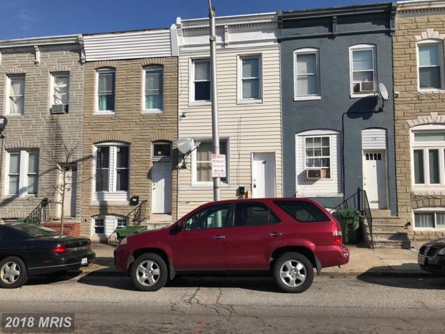 15 Conkling Street, Baltimore, MD 21224 (#BA10159648) :: The Bob & Ronna Group