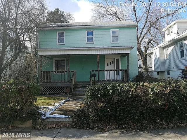 4604 Elsrode Avenue, Baltimore, MD 21214 (#BA10160863) :: The Miller Team