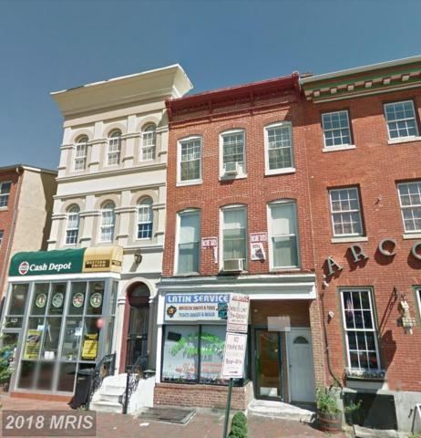 127 Broadway S, Baltimore, MD 21231 (#BA10161089) :: SURE Sales Group