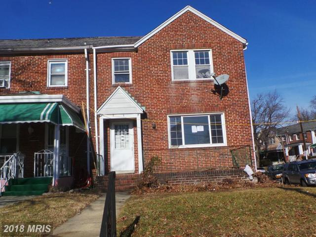 3246 Tioga Parkway, Baltimore, MD 21215 (#BA10161100) :: CR of Maryland