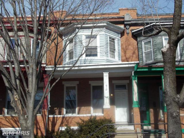 610 33RD Street E, Baltimore, MD 21218 (#BA10161246) :: The Gus Anthony Team