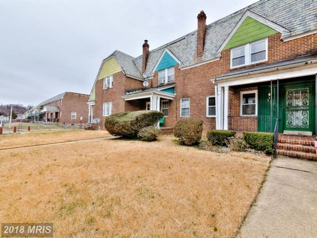 731 Mount Holly Street, Baltimore, MD 21229 (#BA10161286) :: SURE Sales Group