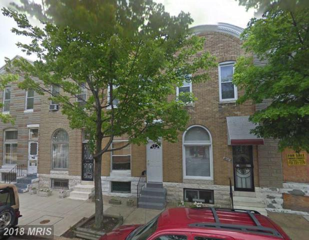 2459 Brentwood Avenue, Baltimore, MD 21218 (#BA10162091) :: The Gus Anthony Team