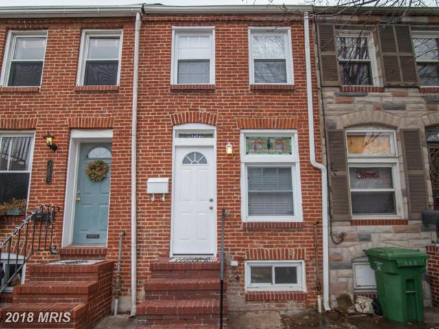 2404 Foster Avenue, Baltimore, MD 21224 (#BA10162249) :: SURE Sales Group