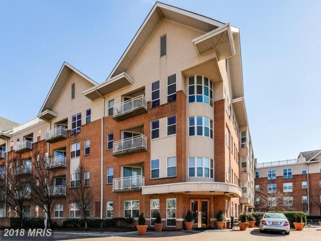 23 Pierside Drive #327, Baltimore, MD 21230 (#BA10163003) :: Wes Peters Group