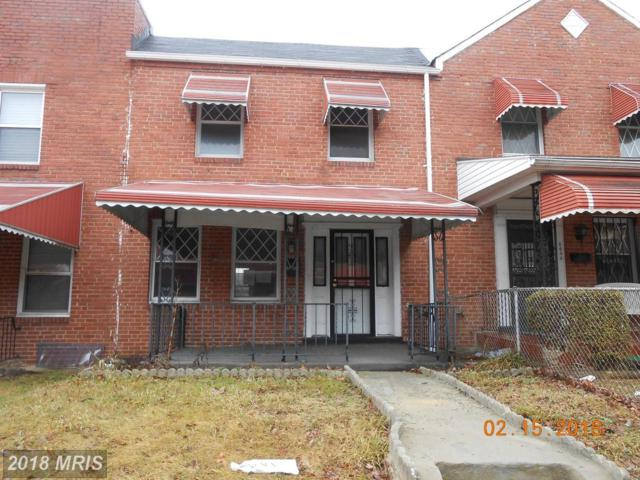 5436 Gist Avenue, Baltimore, MD 21215 (#BA10163052) :: The Gus Anthony Team