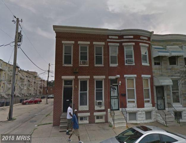 1801 Mosher Street, Baltimore, MD 21217 (#BA10163201) :: Wilson Realty Group