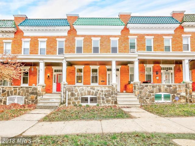4210 Falls Road, Baltimore, MD 21211 (#BA10163206) :: Wilson Realty Group