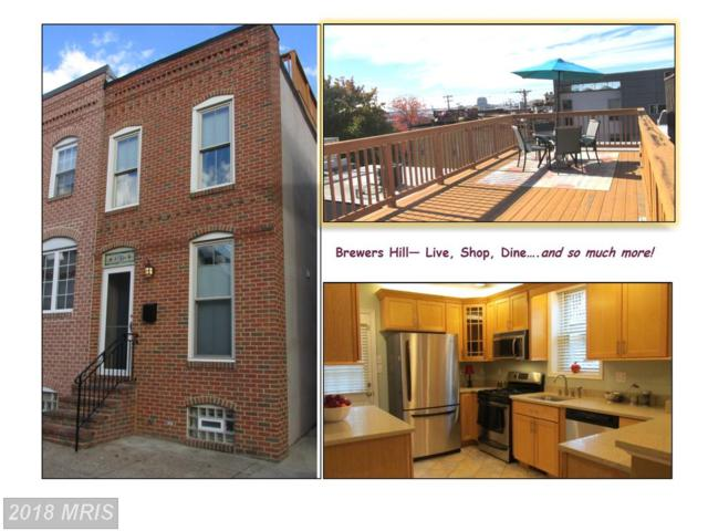 1119 Baylis Street, Baltimore, MD 21224 (#BA10163218) :: Wilson Realty Group