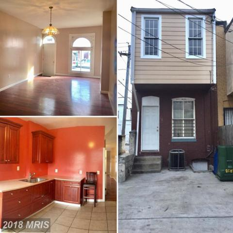 2818 Orleans Street, Baltimore, MD 21224 (#BA10163470) :: The Bob & Ronna Group