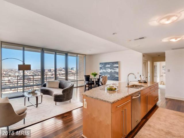 675 President Street #1806, Baltimore, MD 21202 (#BA10163808) :: Wes Peters Group