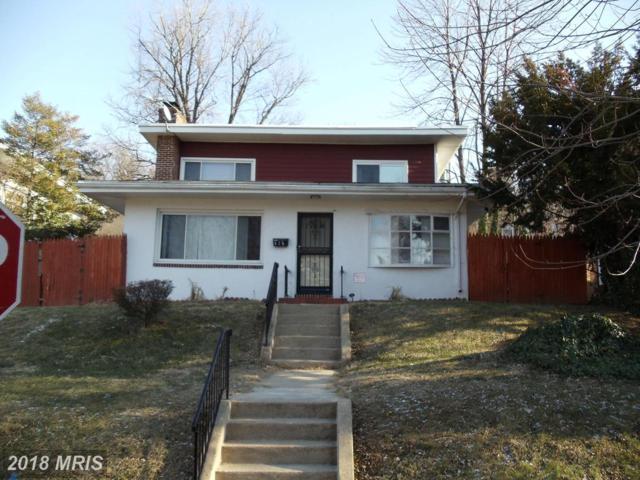 415 Wickham Road, Baltimore, MD 21229 (#BA10164396) :: Keller Williams Preferred Properties
