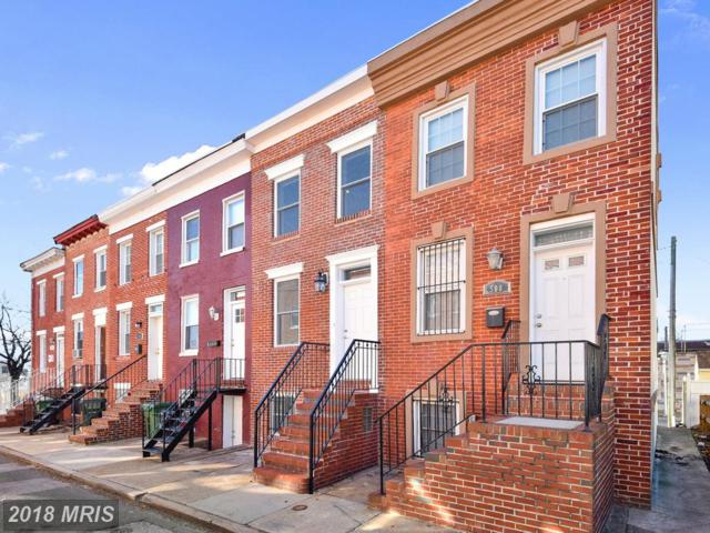 502 Archer Street, Baltimore, MD 21230 (#BA10164946) :: SURE Sales Group