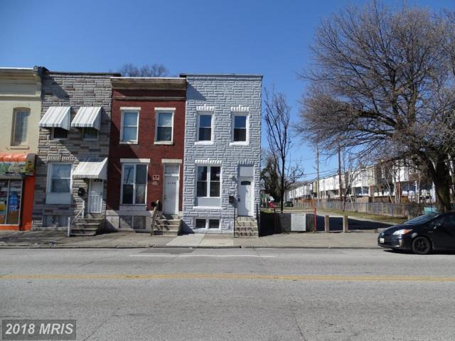 2706 Greenmount Avenue, Baltimore, MD 21218 (#BA10165874) :: The MD Home Team