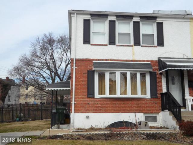5400 Belle Vista Avenue, Baltimore, MD 21206 (#BA10167306) :: RE/MAX Gateway