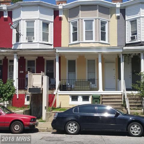 312 28TH Street E, Baltimore, MD 21218 (#BA10170035) :: Bob Lucido Team of Keller Williams Integrity