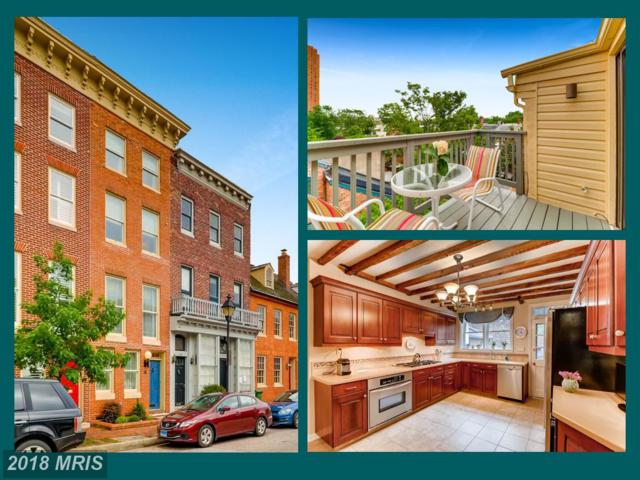 521 Sharp Street S, Baltimore, MD 21201 (#BA10170381) :: SURE Sales Group