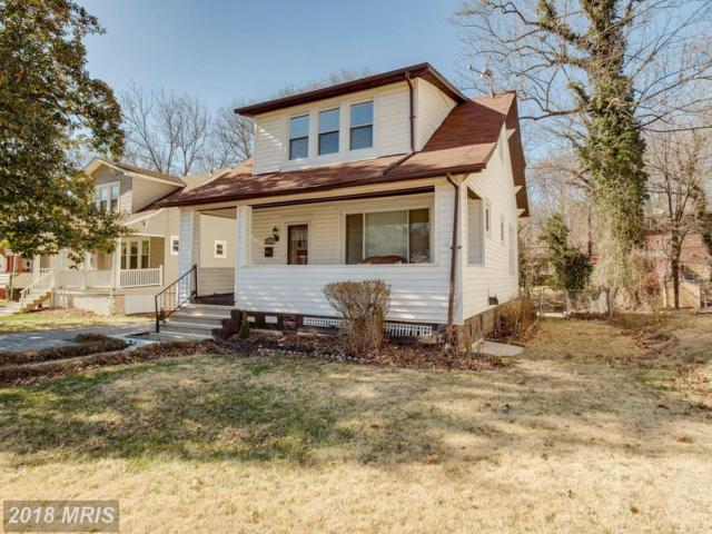 4120 Westchester Road, Baltimore, MD 21216 (#BA10173727) :: CR of Maryland