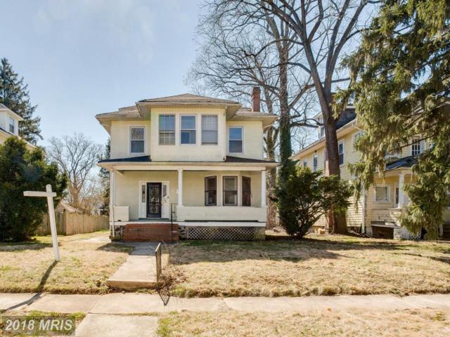 4303 Fernhill Avenue, Baltimore, MD 21215 (#BA10173786) :: The MD Home Team