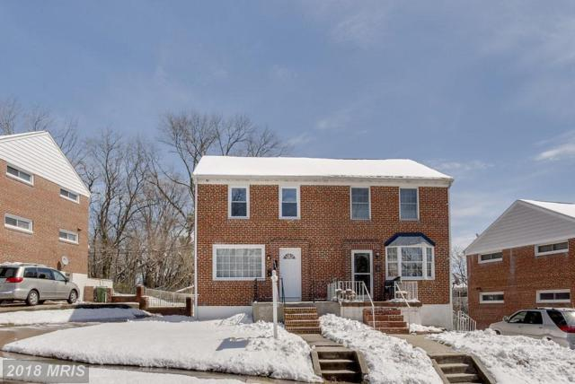 6543 Hilltop Avenue, Baltimore, MD 21206 (#BA10175362) :: CR of Maryland