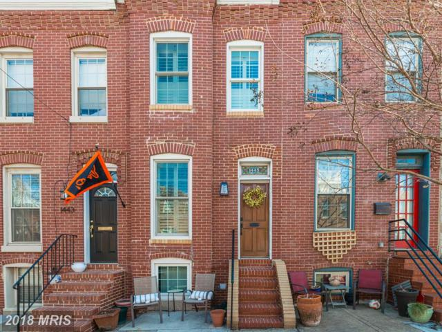 1445 Woodall Street, Baltimore, MD 21230 (#BA10178157) :: The Sebeck Team of RE/MAX Preferred
