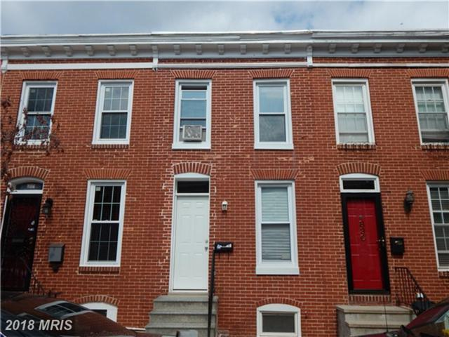 832 Woodward Street, Baltimore, MD 21230 (#BA10178630) :: SURE Sales Group
