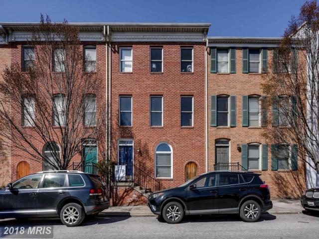 6 Henrietta Street W, Baltimore, MD 21230 (#BA10178843) :: Circadian Realty Group