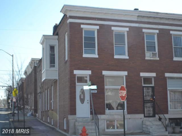 235 Kenwood Avenue, Baltimore, MD 21224 (#BA10180260) :: CR of Maryland