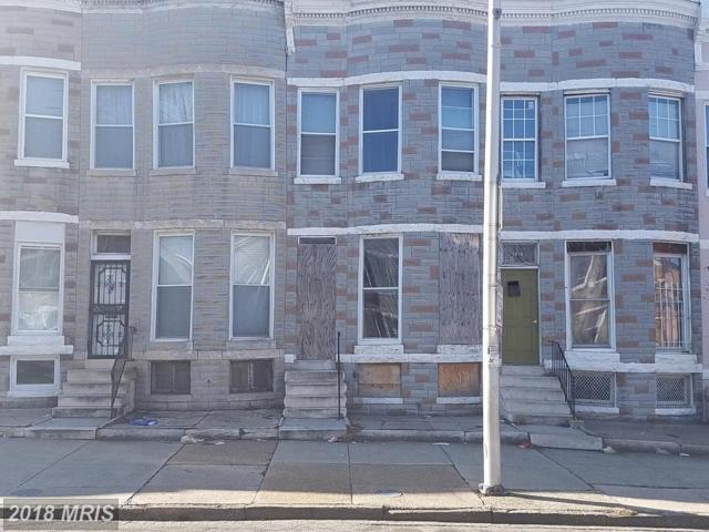 1916 Cecil Avenue, Baltimore, MD 21218 (#BA10180847) :: LoCoMusings