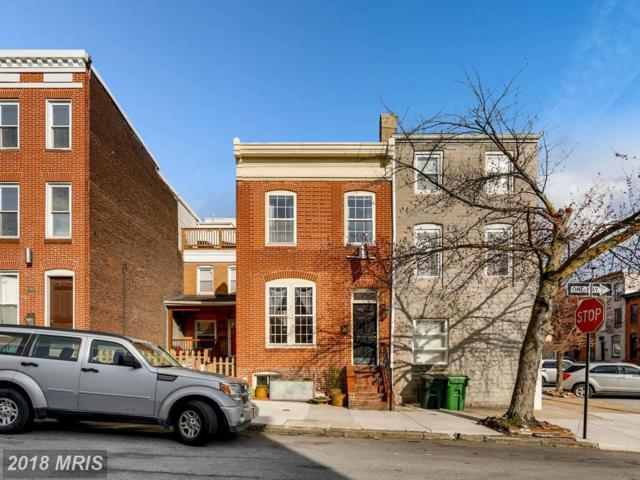 247 Chester Street S, Baltimore, MD 21231 (#BA10180865) :: SURE Sales Group