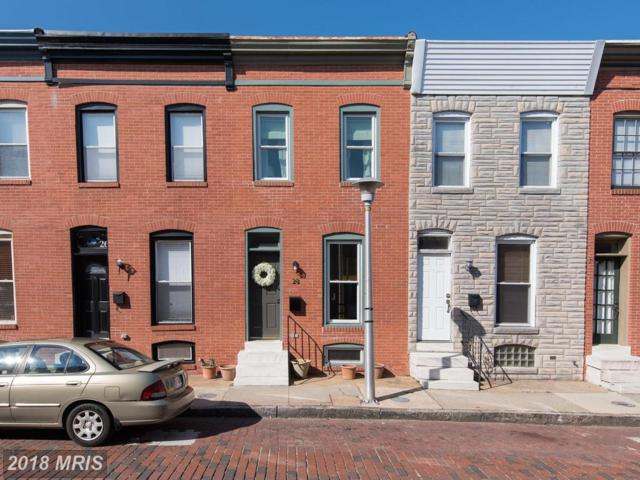 28 Streeper Street N, Baltimore, MD 21224 (#BA10181530) :: CR of Maryland