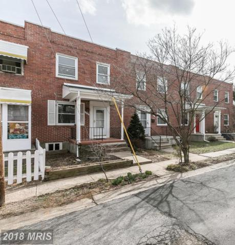 1009 42ND Street, Baltimore, MD 21211 (#BA10181683) :: The MD Home Team