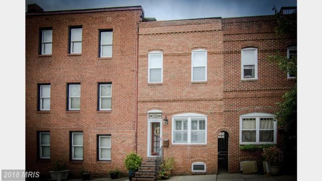 322 Washington Street S, Baltimore, MD 21231 (#BA10181747) :: SURE Sales Group