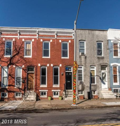 3012 Keswick Road, Baltimore, MD 21211 (#BA10181869) :: The MD Home Team