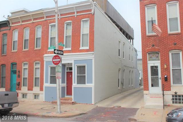 116 Clement Street W, Baltimore, MD 21230 (#BA10182385) :: SURE Sales Group