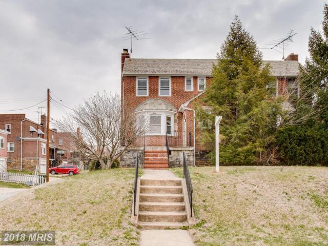 3600 Echodale Avenue, Baltimore, MD 21214 (#BA10182512) :: Keller Williams Pat Hiban Real Estate Group