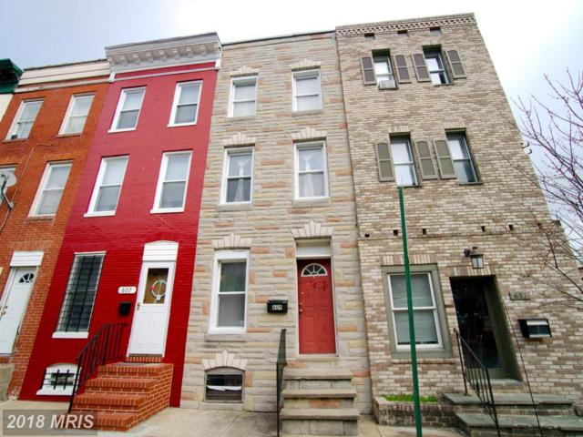 609 Scott Street, Baltimore, MD 21230 (#BA10182565) :: SURE Sales Group