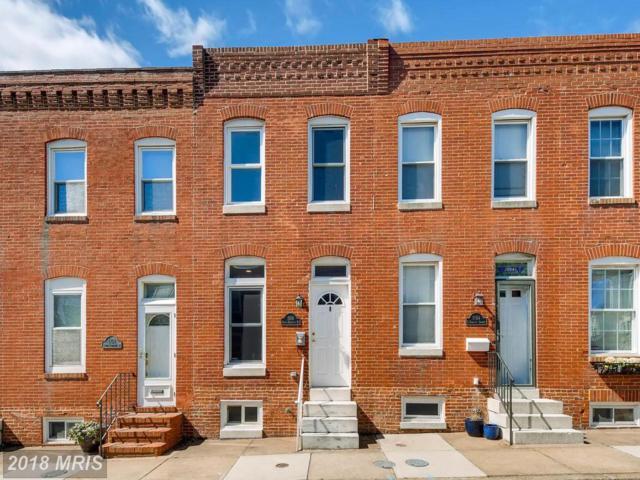 1106 Robinson Street, Baltimore, MD 21224 (#BA10183762) :: SURE Sales Group