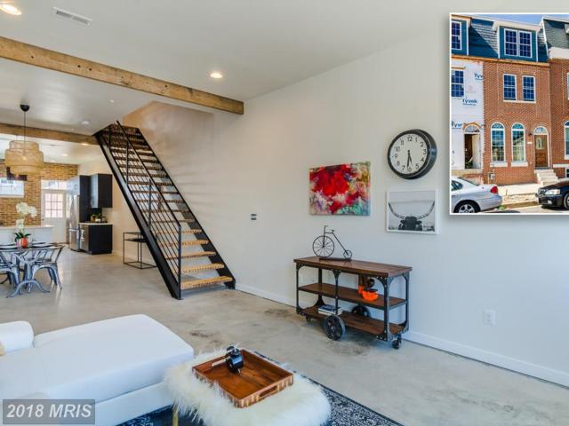1602 Barclay Street, Baltimore, MD 21202 (#BA10184360) :: The Gus Anthony Team