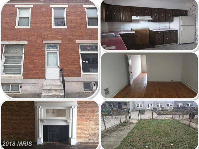 2611 Wilkens Avenue, Baltimore, MD 21223 (#BA10184580) :: SURE Sales Group