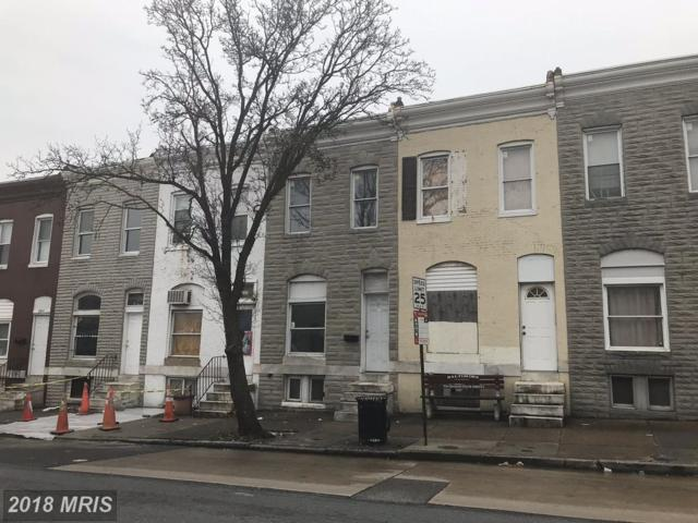 2635 Monument Street, Baltimore, MD 21205 (#BA10184938) :: Circadian Realty Group