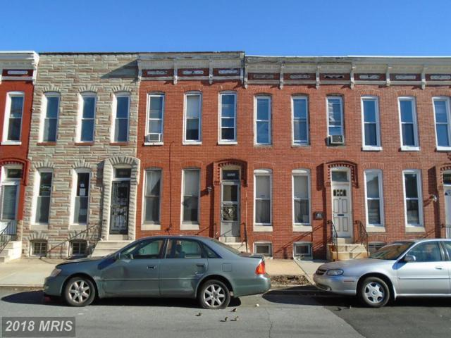2021 Division Street, Baltimore, MD 21217 (#BA10184967) :: SURE Sales Group