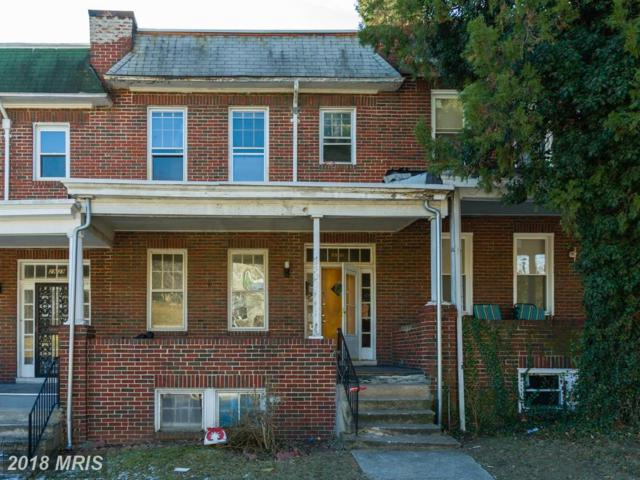 2931 Presbury Street, Baltimore, MD 21216 (#BA10185825) :: The MD Home Team