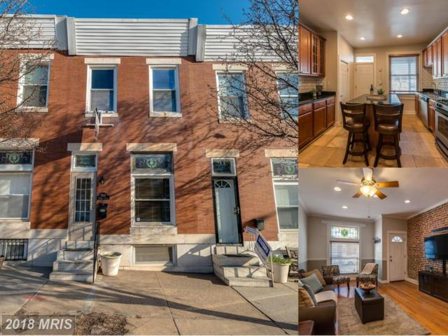 3808 Hudson Street, Baltimore, MD 21224 (#BA10186032) :: SURE Sales Group