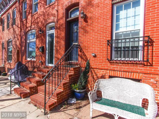 2218 Gough Street, Baltimore, MD 21231 (#BA10186966) :: The Sebeck Team of RE/MAX Preferred